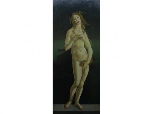 """""""Венера"""" Боттичелли  в Национальной галерее Тбилиси"""